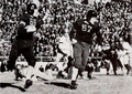 1940 Cotton Bowl, Banks McFadden carries (Taps 1940).png