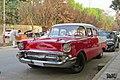 1957 Chevrolet 150, Bangladesh. (32688231934).jpg