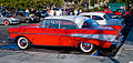 1957 Chevrolet Bel Air Sport Sedan - rear left.jpg