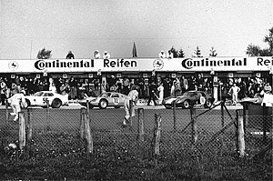 6 Hours of Nürburgring - Image: 1965 05 23 Le Mans Start 3