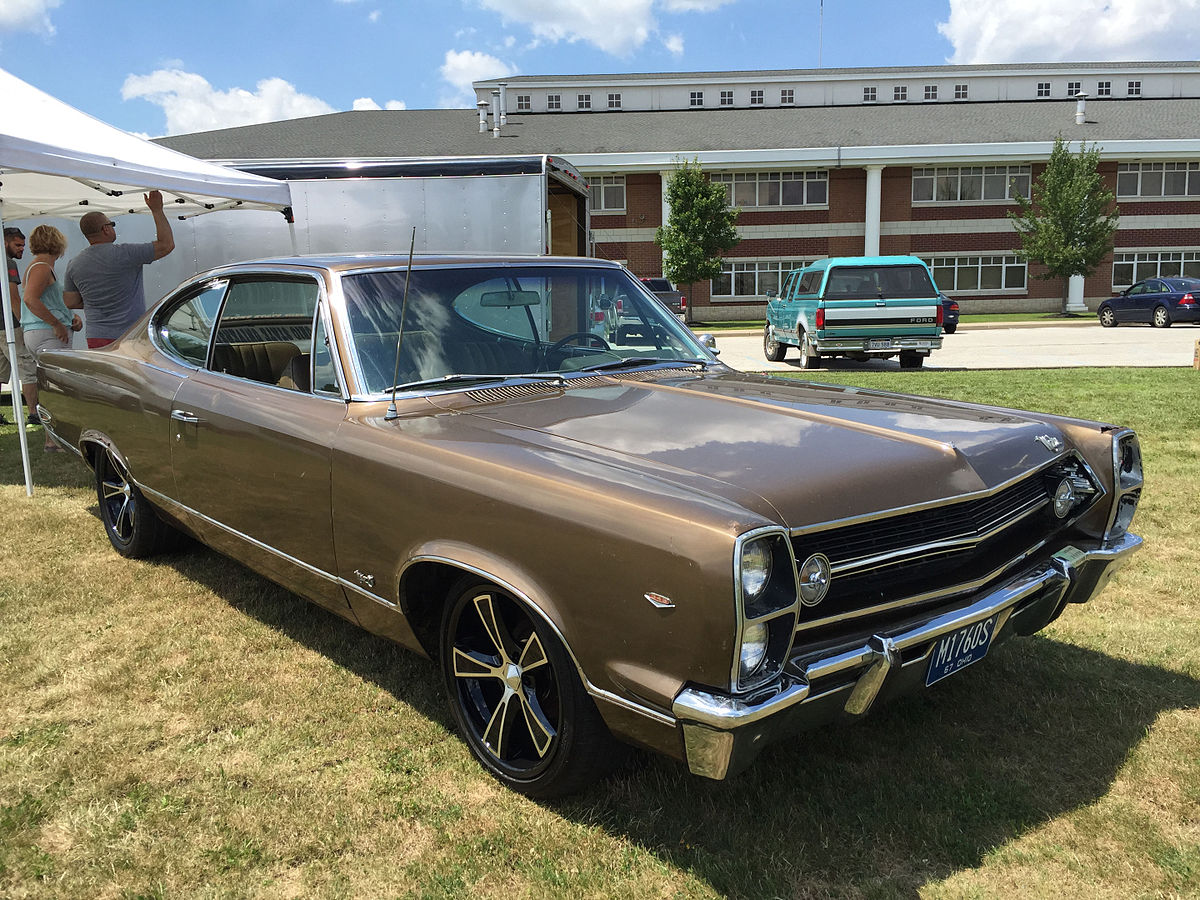 Px Amc Marlin Fastback At Amo Meet In Brown Of