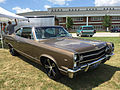 1967 AMC Marlin fastback at AMO 2015 meet in brown 1of7.jpg