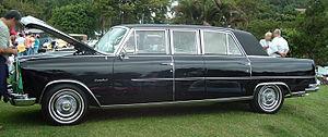 Ford Brasil - Aero Willys Itamaraty Executivo 1967