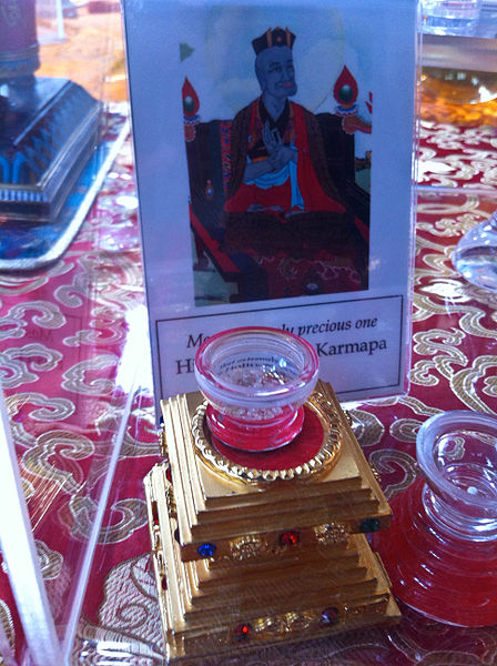 File:1st Karmapa rinsel (4958365155).jpg
