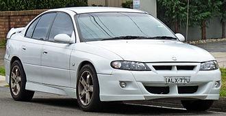 Holden Commodore (VX) - VX Clubsport