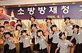 2004년 6월 서울특별시 종로구 정부종합청사 초대 권욱 소방방재청장 취임식 DSC 0190.JPG