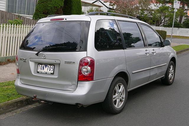 File 2004 Mazda Mpv Lw Series 3 Van