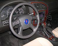 Saab 9 7x