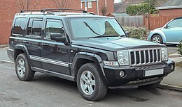 2007 Jeep Commander Limited CRD Automatic 3.0 Front.jpg