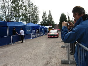 2007 Rally Finland friday 04.JPG