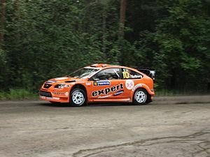 2007 Rally Finland shakedown 06.JPG