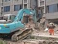 2008년 중앙119구조단 중국 쓰촨성 대지진 국제 출동(四川省 大地震, 사천성 대지진) IMG 6004.JPG
