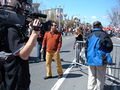 2008 Olympic Torch Relay in SF - media 09.JPG