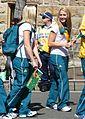 2008 Summer Olympics Australian Parade in Sydney 04.jpg