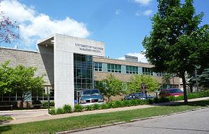 University of Wisconsin–Marathon County - Main (east) entrance