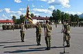 20090803- HST3751 Norwegian Army change leaders and reorganizes the structure 2009-08-03.jpg