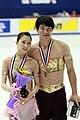 2009 Cup of China Pairs Zhang-Zhang03.jpg