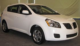 2009 Pontiac Vibe Dc Jpg Overview Also Called Toyota Matrix