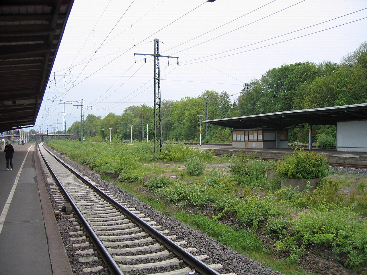 Bahnhof L Hne file 2010 05 11 löhne hbf 3 jpg wikimedia commons