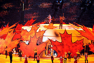 2010 Winter Olympics opening ceremony