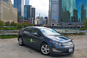 Carsharing - Zipcar is one of the largest carsharing networks in the world, with more than 767,000 members by December 2012