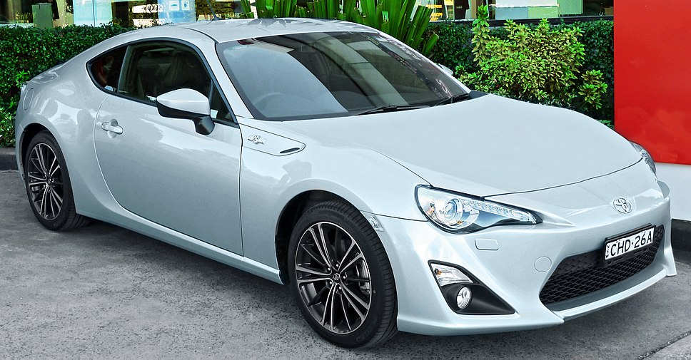 2012 Toyota 86 (ZN6) GTS coupe (2012-06-24)