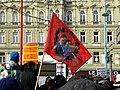 2013-02-16 - Wien - Demo Gleiche Rechte für alle (Refugee-Solidaritätsdemo) - ATIGF - Föderation der Arbeiter und Jugendlichen aus der Türkei in Österreich.jpg