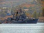 2013-08-26 Севастополь. Большой противолодочный корабль «Сметливый» (3).jpg