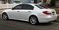 2013 Hyundai Genesis 3.8 sedan rear left.jpg