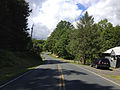 2014-08-28 11 43 49 View west along Taborton Road (Rensselaer County Route 42) about 3.1 miles east of New York State Routes 43 and 66 in Sand Lake, New York.JPG