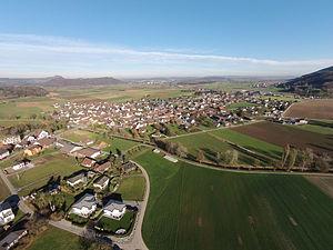 Ramsen - Image: 2014 12 23 13 17 59 Switzerland Kanton Schaffhausen Ramsen Ramsen