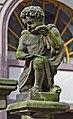 2014 Kłodzko, posąg św. Jana Nepomucena, 08.JPG