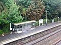 2014 at Bruton station down platform.JPG