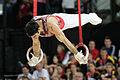 2015 European Artistic Gymnastics Championships - Rings - Davtyan Vahagn 03.jpg