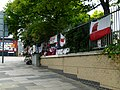 2015 London-Woolwich, Wellington St, Lee Rigby memorial 03.JPG