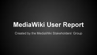 2015 MediaWiki User Report.pdf