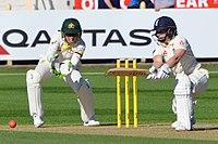 2017–18 W Ashes A v E Test 17-11-09 Beaumont (02).jpg