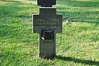 2017-09-28 GuentherZ Wien11 Zentralfriedhof Gruppe97 Soldatenfriedhof Wien (Zweiter Weltkrieg) (059).jpg