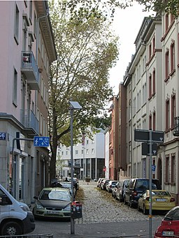 G6 in Mannheim
