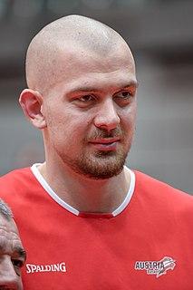 Austrian basketball player