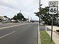 2018-07-21 14 47 58 View east along U.S. Route 46 (Sylvan Avenue) just east of Bergen County Route 503 (Liberty Street) in Little Ferry, Bergen County, New Jersey.jpg