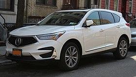 2019 Acura RDX: News, Changes >> Acura Rdx Wikipedia