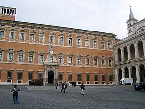 Italiano: Roma - Palazzo Lateranense