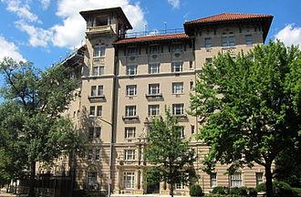 Edward Keating - Keating's former residence in Washington, D.C.