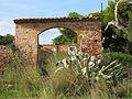 231 Restes abandonades de la masia de l'Horta (Gavà).JPG