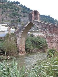 248 Pont del Diable, sobre el Llobregat (Martorell), cara nord.jpg