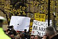 25. výročí Sametové revoluce na Albertově v Praze 2014 (4).JPG