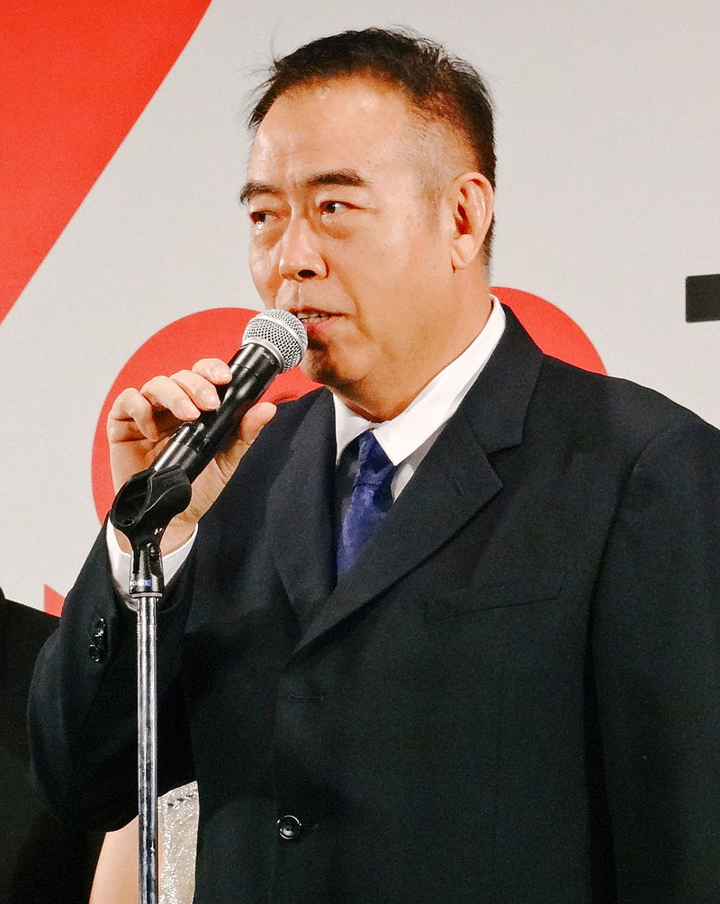Chinese director Chen Kaige