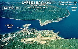 Larsen Bay Airport