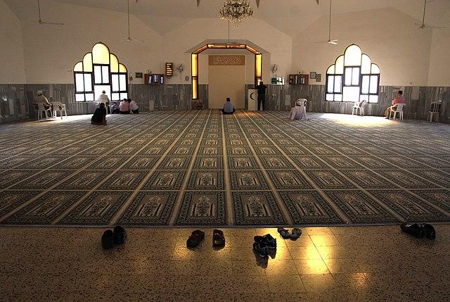 Mahmood Mosque, Kababir, Haifa